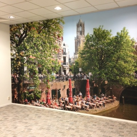 Projectstoffering  Verzorgingstehuis Utrecht